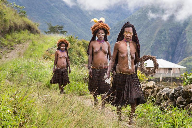 ICPH 2018_Dani tribe