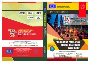 PROCEEDINGS 5TH ICPH FEBRUARI 13 - 14 2019